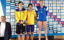 Hoàng Quý Phước giành 2 huy chương ở Giải vô địch quốc gia Hungary