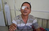 Con bạc tố bị công an bắn hỏng mắt