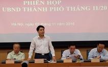 Hà Nội xem xét dừng toàn bộ hoạt động karaoke đến hết năm 2016