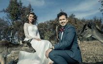 Cô dâu chú rể vào rừng chụp ảnh cưới đẹp như mơ