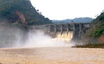 Thủy điện Hố Hô tăng lưu lượng xả lũ lên 516m3/s