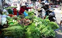Rau củ phải rõ xuất xứ mới được vào chợ