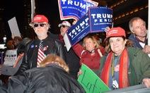 Đêm của Trump ở New York