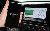 Xe hơi cũ vẫn dùng được Android Auto