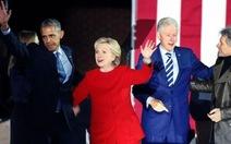 Hơn 40.000 người đến nghe bà Clinton tại Philadelphia