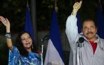 Nicaragua bầu hai vợ chồng làm Tổng thống, Phó tổng thống