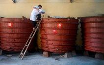 Khảo sát nước mắm của Vinastascó tài trợ, không minh bạch