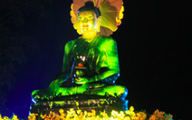 Cung nghinh tượng Phật Ngọc tại Bình Dương, Tây Ninh