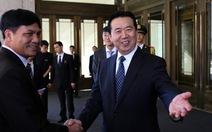 Interpol bổ nhiệm giám đốc người Trung Quốc