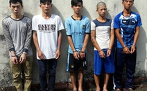 Bắt 5 đối tượng giết người, gây rối ở Phú Quốc