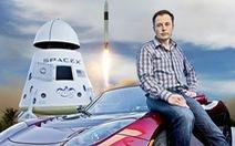 Và đây là Elon Musk