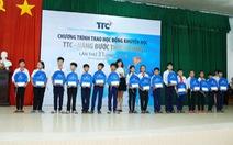 Nâng bước thành công cho học sinh Bến Tre