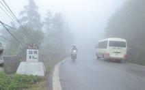 Nhiệt độ xuống thấp tại miền núi phía Bắc