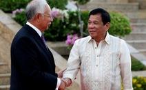 """Philippines, Malaysia đồng ý """"truy đuổi nóng"""" khủng bố Abu Sayyaf"""