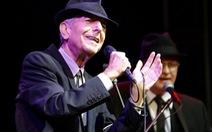 Thế giới mất đi một người mộng tưởng khi Leonard Cohen qua đời