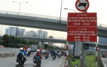 Biển báo giao thông mới: rắc rối từ khái niệm đến biển báo