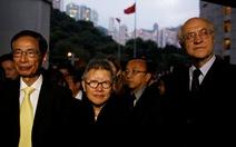 15 nhà lập pháp Hong Kong có nguy cơ bị đình chỉ