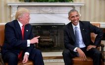 Điểm nóng 360: Ông Obama và ông Trump hội đàm chuyển giao quyền lực