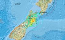 New Zealand động đất 7,8 độ Richter xuất hiện sóng thần