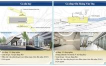 Kiến nghị Thủ tướng đầu tư tuyến metro đến sân bay Tân Sơn Nhất