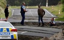 New Zealand lại động đất mạnh
