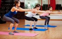Phụ nữ cẩn thận với việc tập thể dục