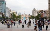 Đất phố đi bộ Nguyễn Huệ có giá 1,2 tỉ đồng/m2
