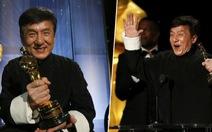Thành Long nhận giải Oscar Thành tựu trọn đời