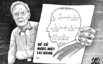 Những niềm vui từ thời dạy toán