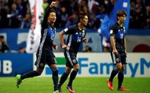 Nhật Bản đá bại Saudi Arabia nhờ sai lầm của trọng tài