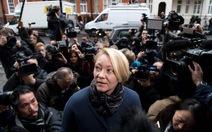 Ông chủ WikiLeaks bị thẩm vấn vì cáo buộc hiếp dâm