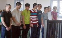 Xét xử vụ nhóm bảo vệ Công ty Long Sơn đánh người