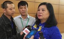 Không thỏa mãn với trả lời của Bộ trưởng Trần Tuấn Anh về xả lũ