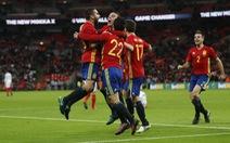Tây Ban Nha cầm chân Anh tại Wembley