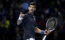 Điểm tin sáng 16-11: Hạ Raonic, Djokovic vào bán kết ATP Finals