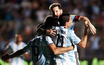 Messi tỏa sáng, Argentina thắng dễ Colombia