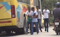 Ngành giao thông đề nghị công an vào cuộc xử giang hồ xe buýt'