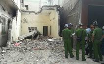 Sập sàn bê tông công trình, một công nhân thiệt mạng
