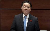 Bộ trưởng TN-MT khẳng định biển miền Trung đã an toàn