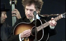 Nghệ sĩ Bob Dylan không tham dự lễ trao giải Nobel