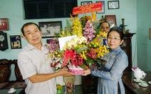 Lãnh đạo TP.HCM thăm gia đình cố giáo sư Trần Đại Nghĩa