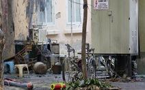 Một nạn nhân trong vụ nổ trạm biến áp đã chết