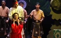 Công diễn kịch thơ Kiều ở Hà Nội