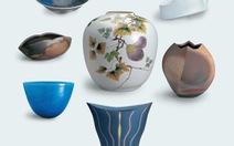 Trưng bày nghệ thuật gốm sứ Nhật Bản tại Hà Nội