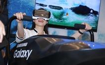 Trải nghiệm không gian thực tế ảo ở Galaxy Studio Hà Nội