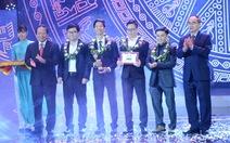 'Nhân tài Đất Việt 2016' tôn vinh sản phẩm vì cộng đồng