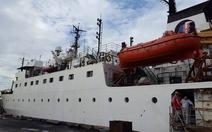 Khảo sát bảo tồn sinh vật vùng biển miền Trung