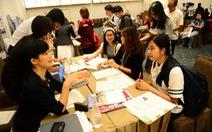 Bạn trẻ nô nức tìm hiểu cơ hội du học Nhật Bản
