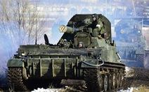 """Lục quân Nga khoe """"hàng chủ lực"""""""