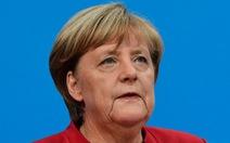 Bà Merkel sẽ tranh cử nhiệm kỳ thủ tướng thứ tư